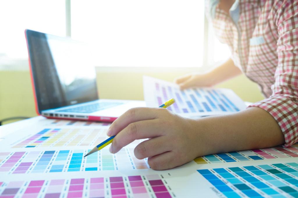 Arti grafiche. La stampante digitale per le arti grafiche ad alta risoluzione